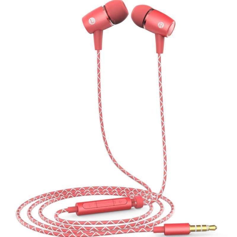 荣耀AM12 plus入耳式耳机玫瑰红/薄荷绿/香槟金