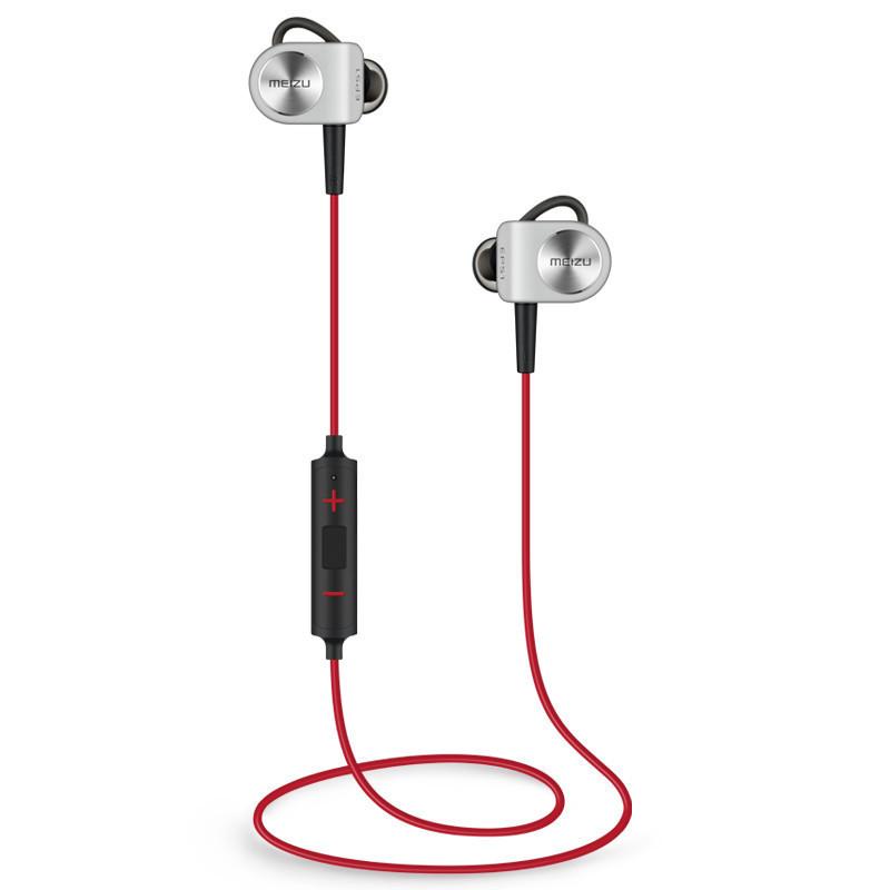 魅族EP51红黑原装耳机