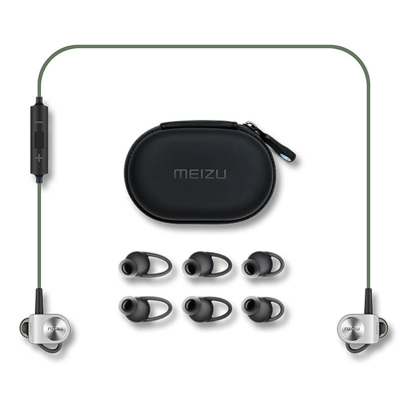 魅族EP51绿原装耳机