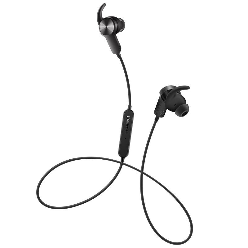 华为AM60黑色运动蓝牙耳机