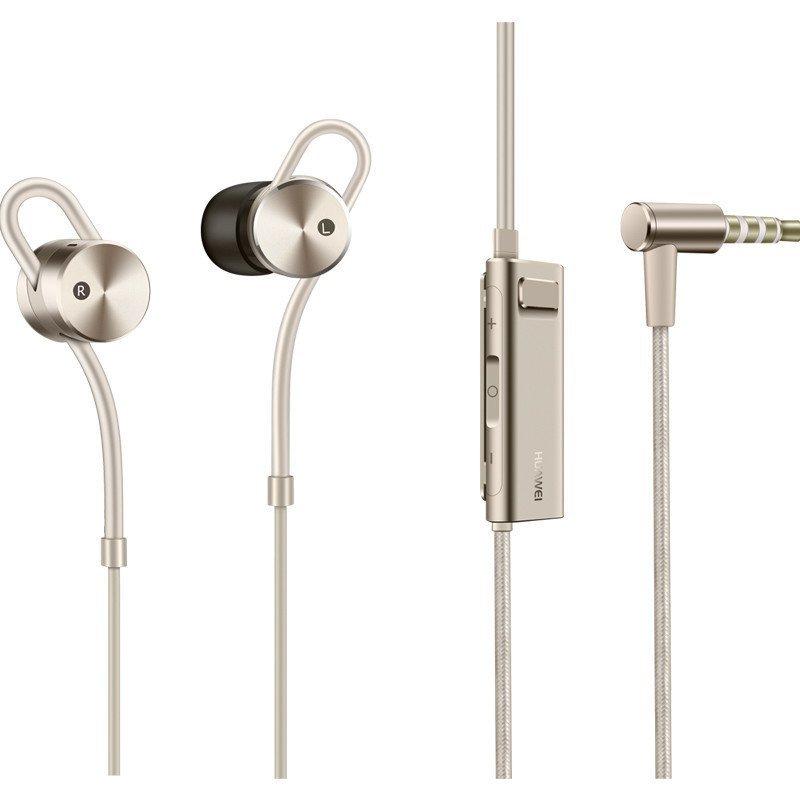 华为AM185降噪耳机2代金色
