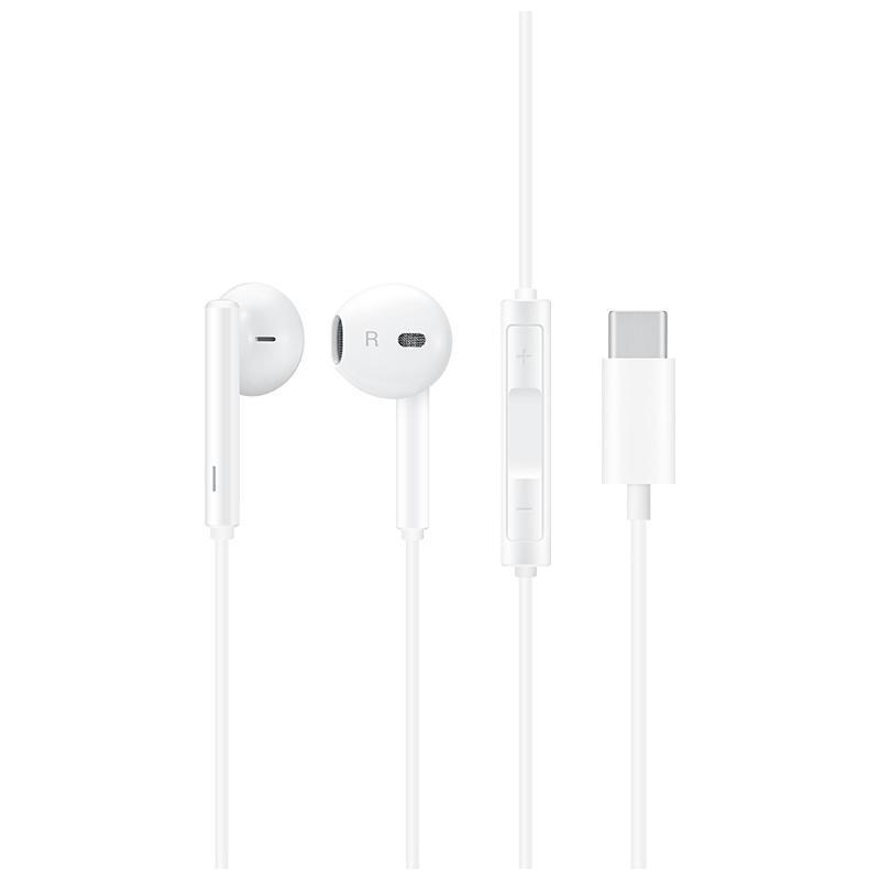 华为 CM33手机原装耳机Type-c接口耳机