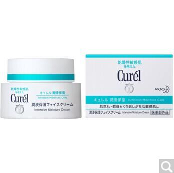 日本Curel珂润保湿滋养乳霜40G