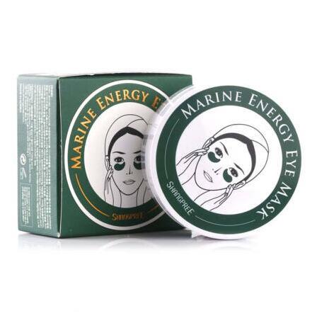 韩国SHANGPREE香蒲丽绿公主眼膜贴60枚