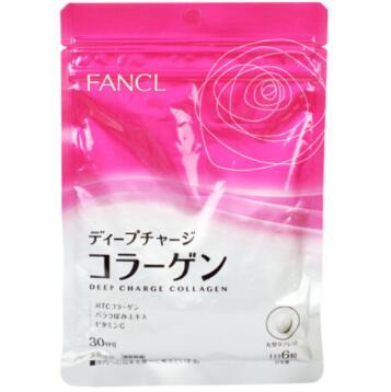 日本FANCL芳珂胶原蛋白片180粒