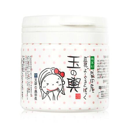 日本豆腐の盛田屋豆腐面膜150G