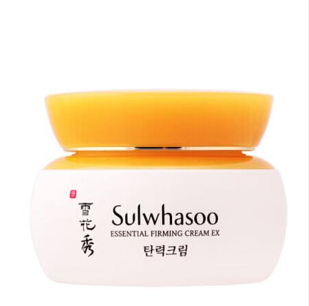韩国Sulwhasoo雪花秀肌本弹力面霜75ml