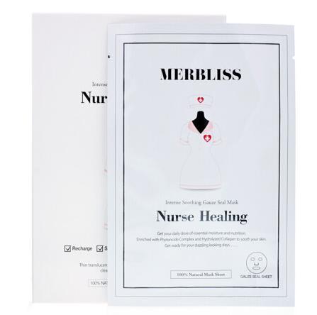 韩国MERBLISS茉贝丽丝护士面膜5片