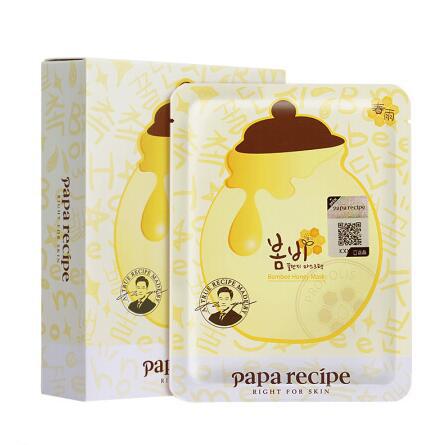 韩国papa recipe春雨蜂蜜面膜10片/盒