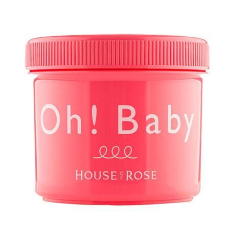 日本house of rose OH BABY去角质磨砂膏570G