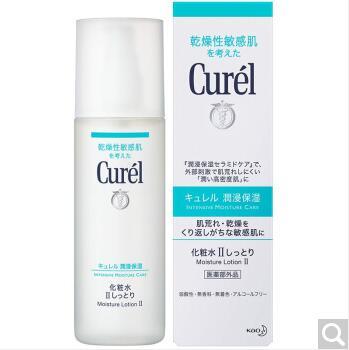 日本Curel珂润润浸2号化妆水标准型150ml
