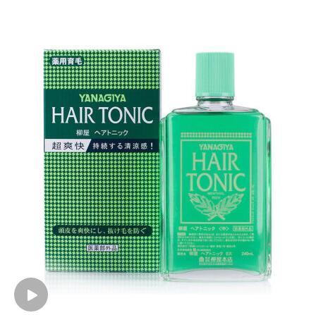 日本Hair Tonic柳屋生发精华液240ml/360ml